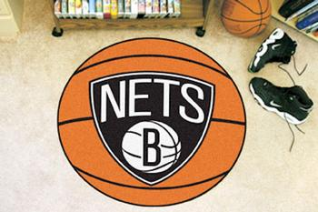 NBA Brooklyn Nets Floor Mat Rug