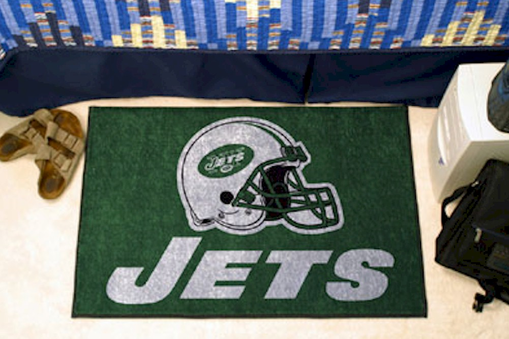 Image of NFL New York Jets Floor Mat Rug