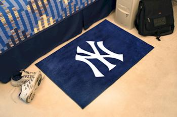 MLB New York Yankees Floor Mat Rug  UPC: