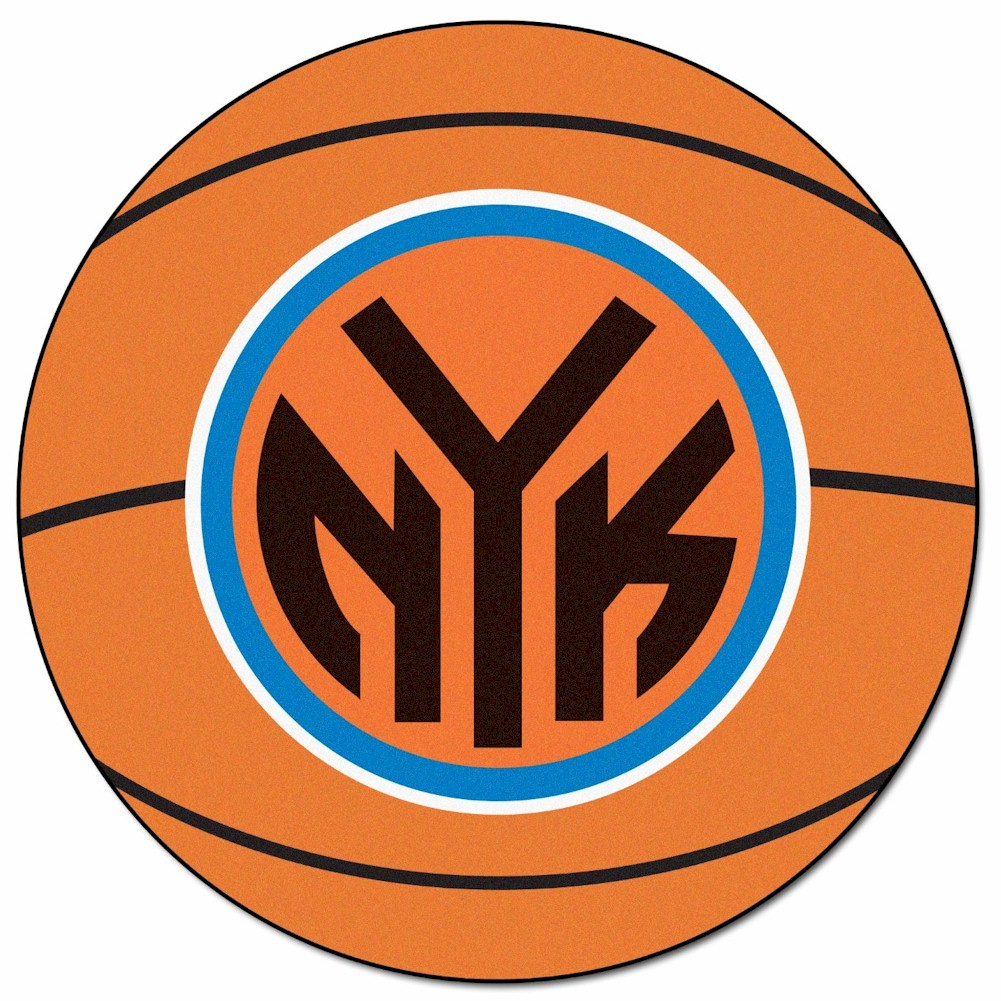 Image of NBA New York Knicks Floor Mat Rug