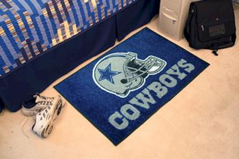 NFL Dallas Cowboys Floor Mat Rug  UPC:
