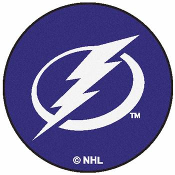 NHL Tampa Bay Lightning Floor Mat Rug UPC: