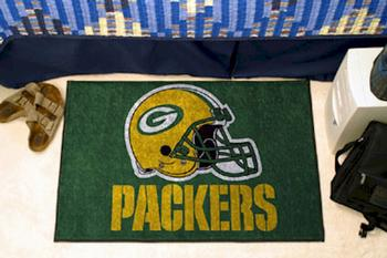 NFL Green Bay Packers Floor Mat Rug UPC: