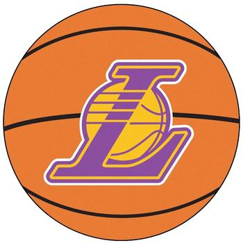 NBA Los Angeles Lakers Floor Mat Rug
