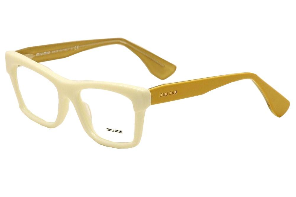 Miu Miu Eyeglasses Women\'s WMU08M WMU/08M Full Rim Optical Frame