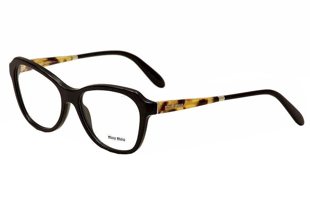 Miu Miu Eyeglasses Women\'s VMU01N VMU/01N Cat Eye Optical Frame