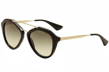 Prada Women's Cinema SPR12Q SPR/12Q Fashion Sunglasses UPC: