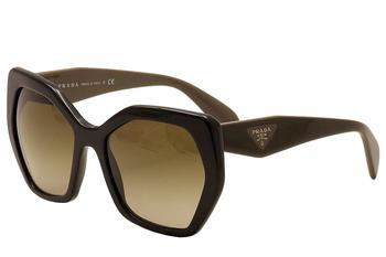 Prada Women's SPR16R SPR/16R Fashion Sunglasses  UPC: