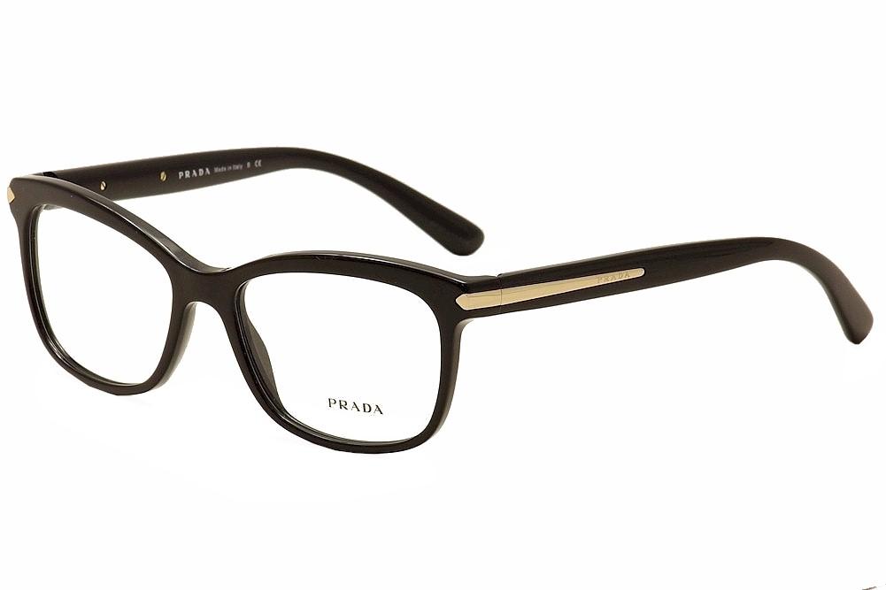 Prada Women\'s Eyeglasses Arrow VPR10R VPR/10R Full Rim Optical Frame