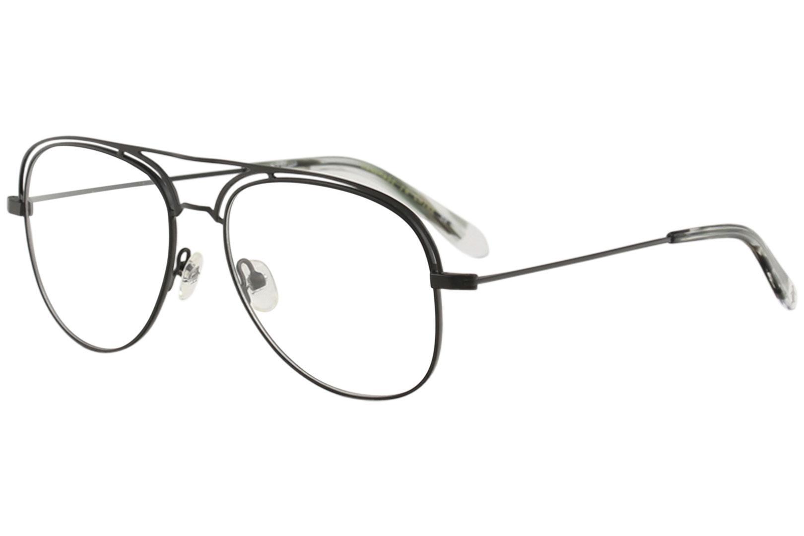 Image of Original Penguin Men's Eyeglasses The Daddy Full Rim Optical Frame - Black - Lens 55 Bridge 16 Temple 145mm