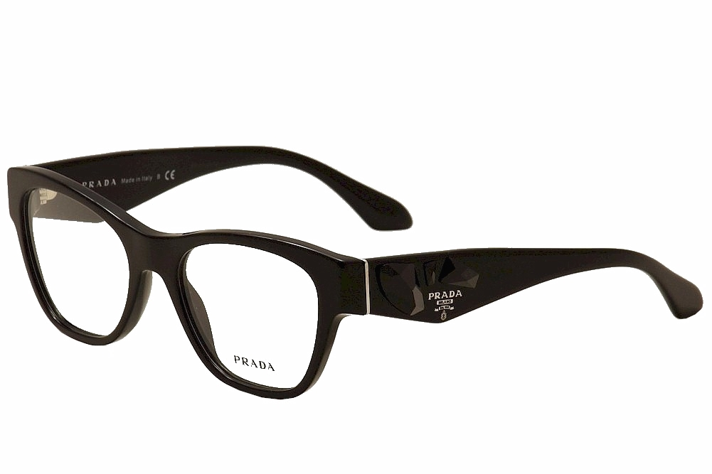 Prada Women s Eyeglasses Voice VPR07R VPR 07R Full Rim Optical Frame