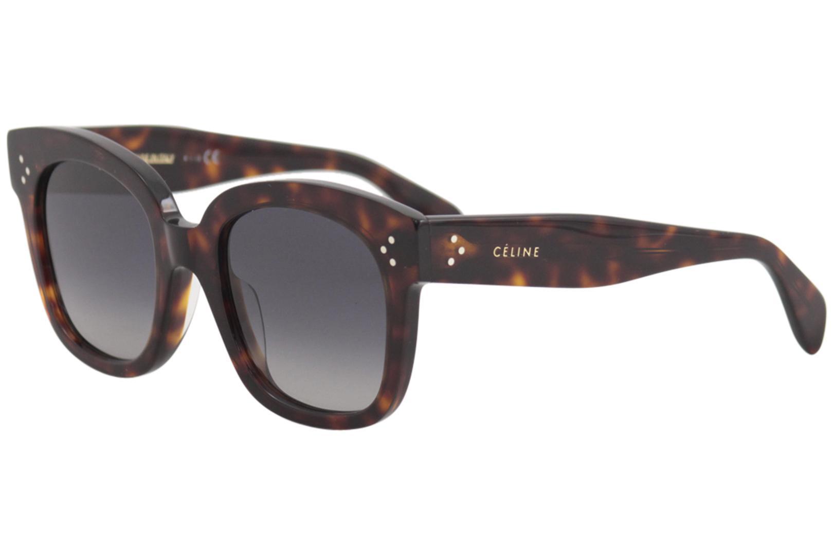 344e88d25fb5 Celine Women's CL40002U CL/40002/U Fashion Square Sunglasses by Celine
