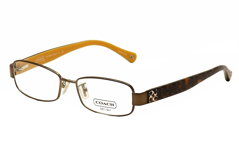 Coach Eyeglasses Women S Taryn Hc5001 Hc 5001 Full Rim Optical Frame