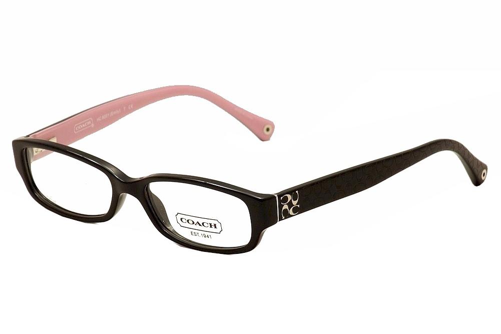 Coach Women S Eyeglasses Emily Hc6001 Hc 6001 Full Rim Optical Frame