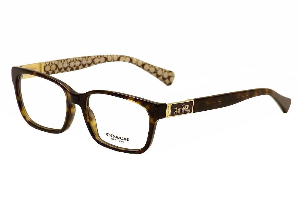 1a3ef700c3 Coach Women s Eyeglasses Darcy HC6062 HC 6062 Full Rim Optical Frame