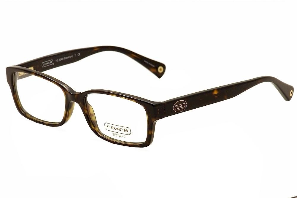 Coach Women S Eyeglasses Brooklyn Hc6040 Hc 6040 Full Rim Optical Frame