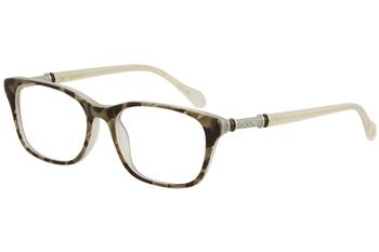 f230d5576a6ad Lilly Pulitzer Women s Eyeglasses Bailey Full Rim Optical Frame by Lilly  Pulitzer