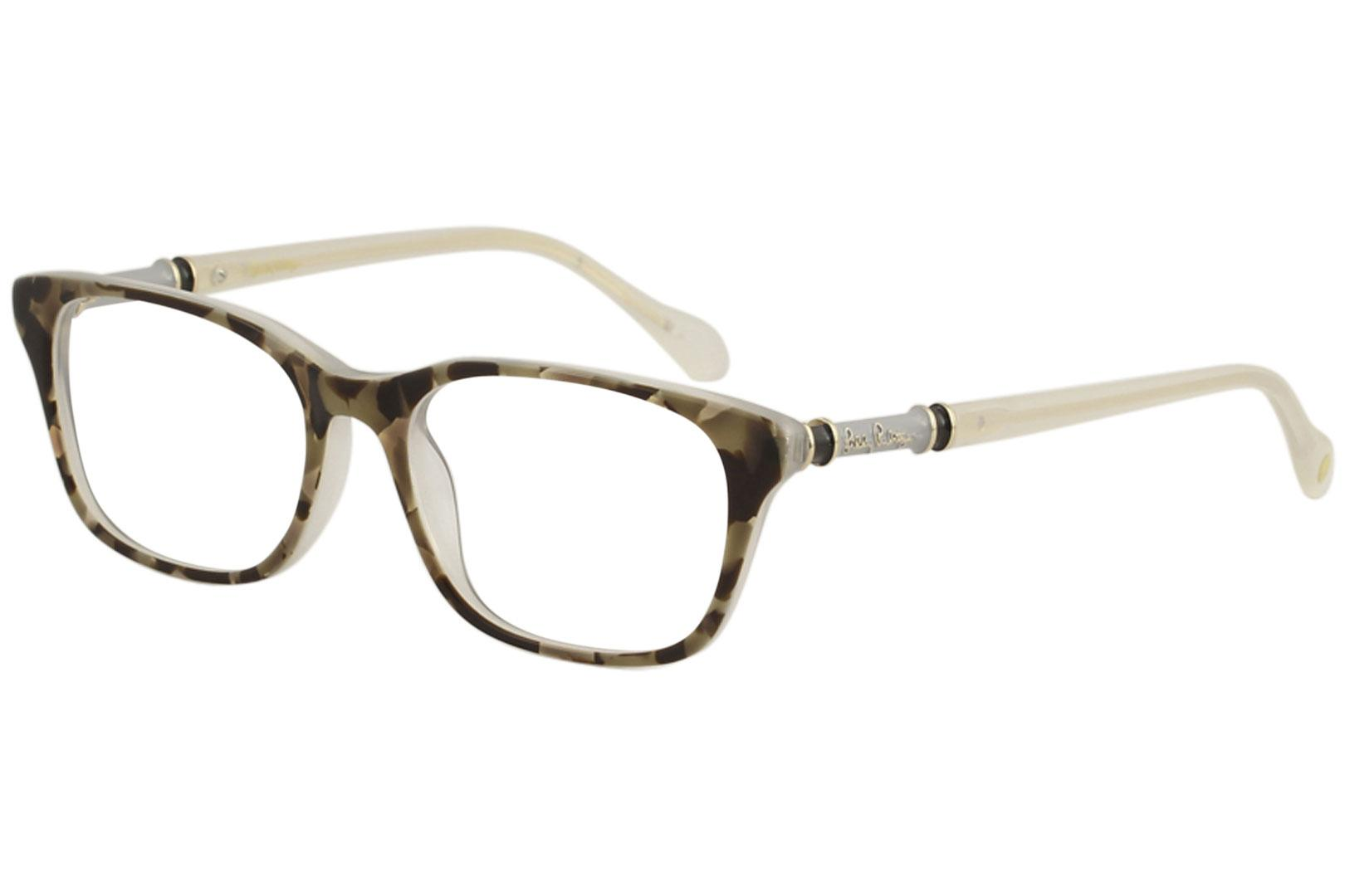 91e76c1833 Lilly Pulitzer Women s Eyeglasses Bailey Full Rim Optical Frame by Lilly  Pulitzer. Touch to zoom