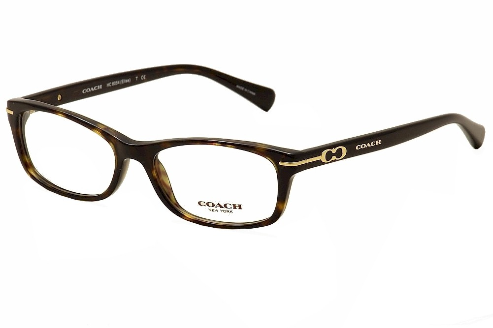 Coach Women S Eyeglasses Elise Hc6054 Hc 6054 Full Rim Optical Frame