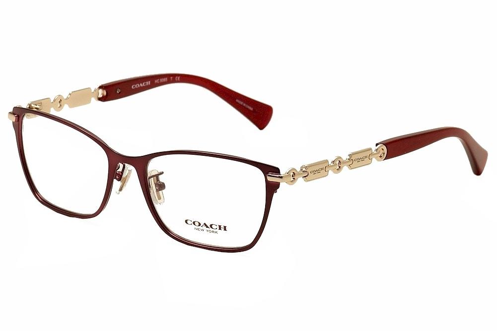 Coach Women\'s Eyeglasses HC5065 HC/5065 Full Rim Optical Frame