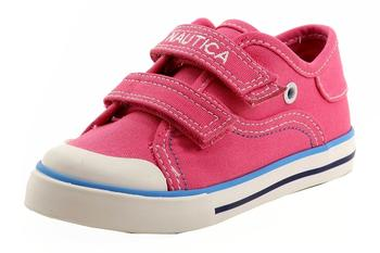 Nautica Toddler Girl's Bobstay Fashion Canvas Sneakers Shoes  UPC: