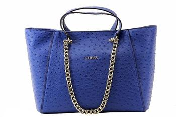 Guess Women's Nikki Chain Tote Handbag  UPC: