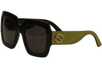 Gucci Women's Urban Collection GG0102S GG/0102/S Sunglasses