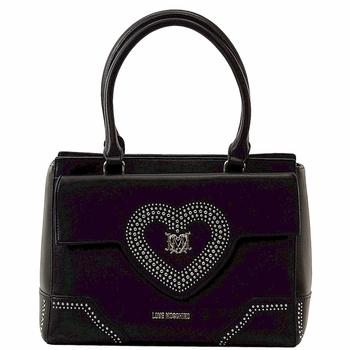 Love Moschino Women's Heart Shoulder Satchel Handbag  UPC: