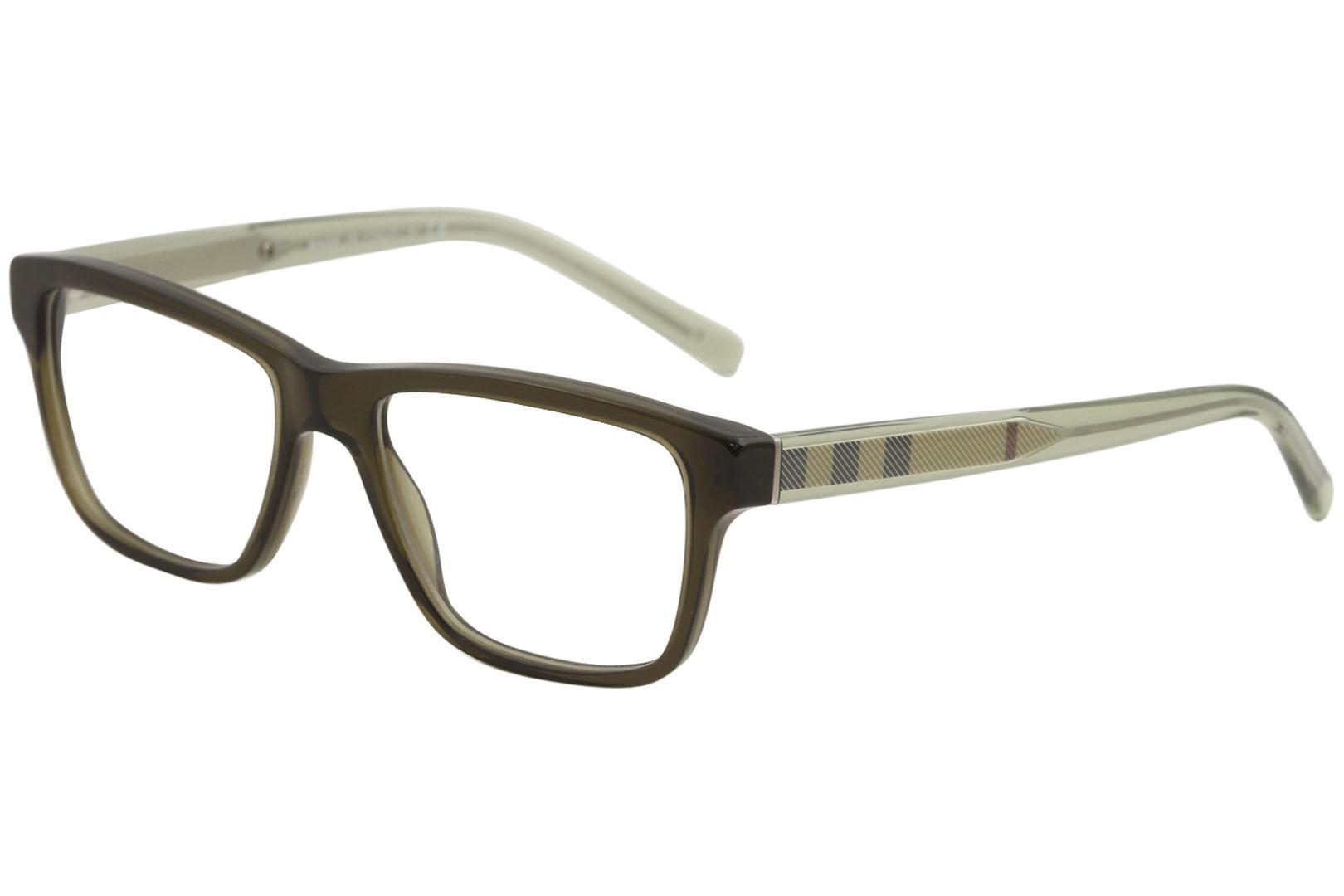 Burberry Men\'s Eyeglasses BE2214 BE/2214 Full Rim Optical Frame