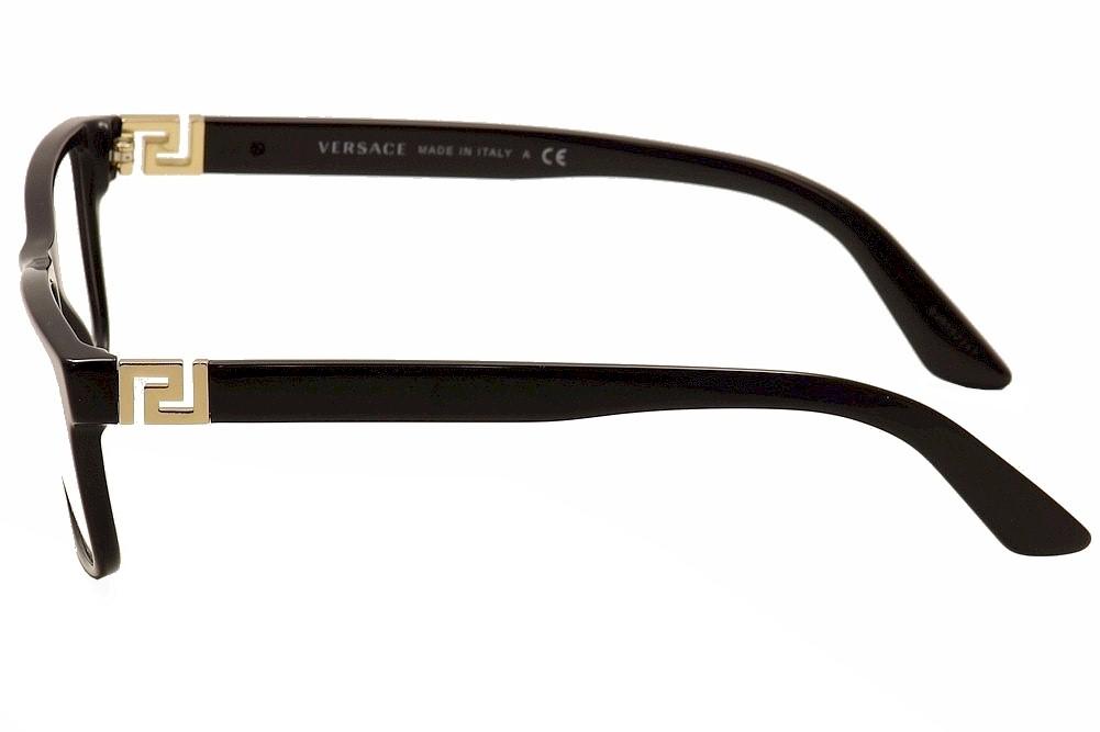 Versace Men\'s Eyeglasses VE3211 VE3211 Full Rim Optical Frame