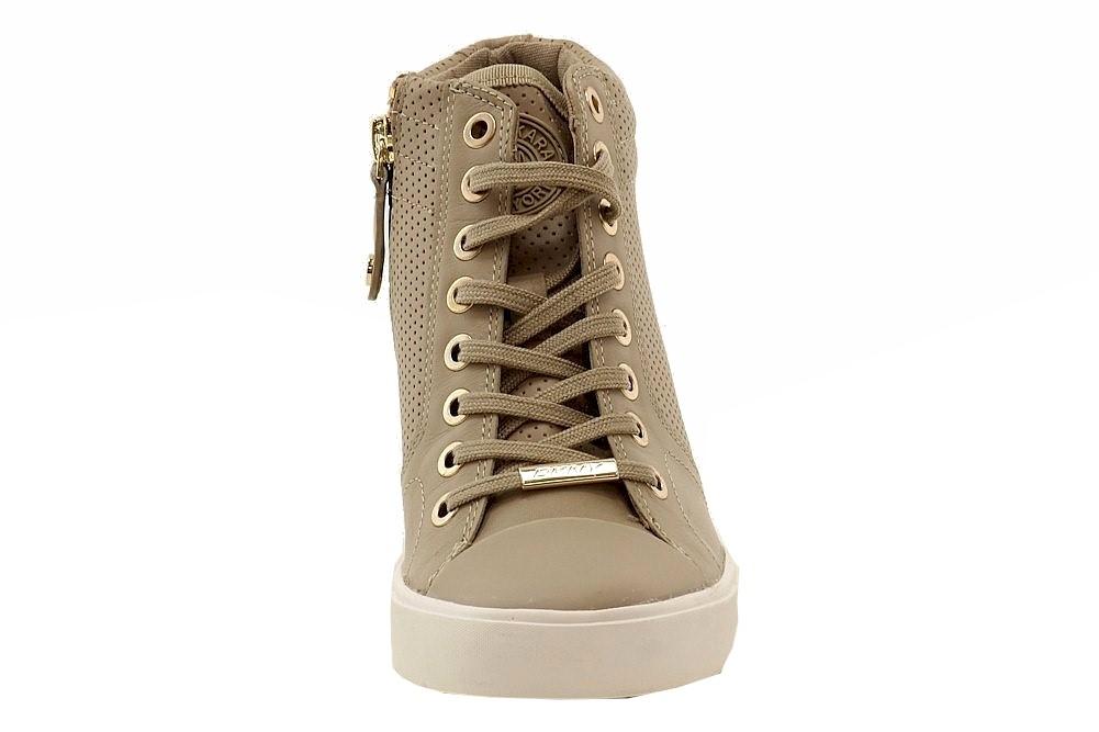 928708bffb54 Donna Karan DKNY Women s Cindy Fashion Wedge Sneakers Shoes