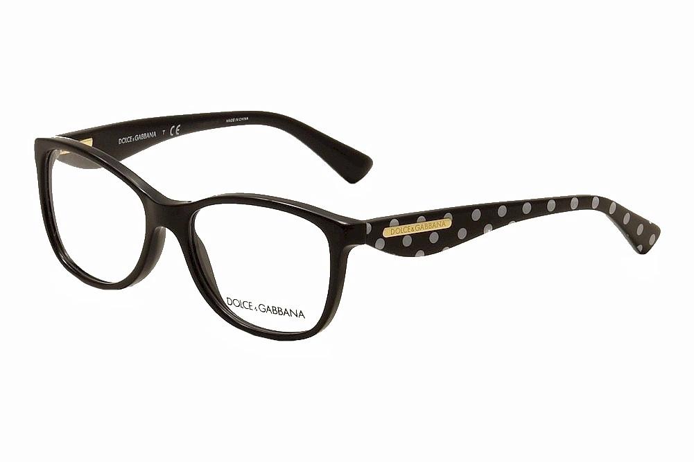 Dolce & Gabbana Women\'s Eyeglasses D&G DG3174 DG/3174 Full Rim ...