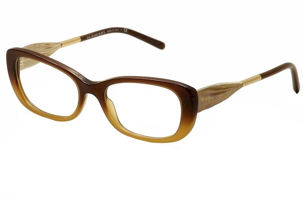 Burberry Women S Eyeglasses Be2203 Be 2203 Full Rim Optical Frame