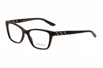 Versace Women's Eyeglasses 3192B 3192-B Full Rim Optical Frame UPC: