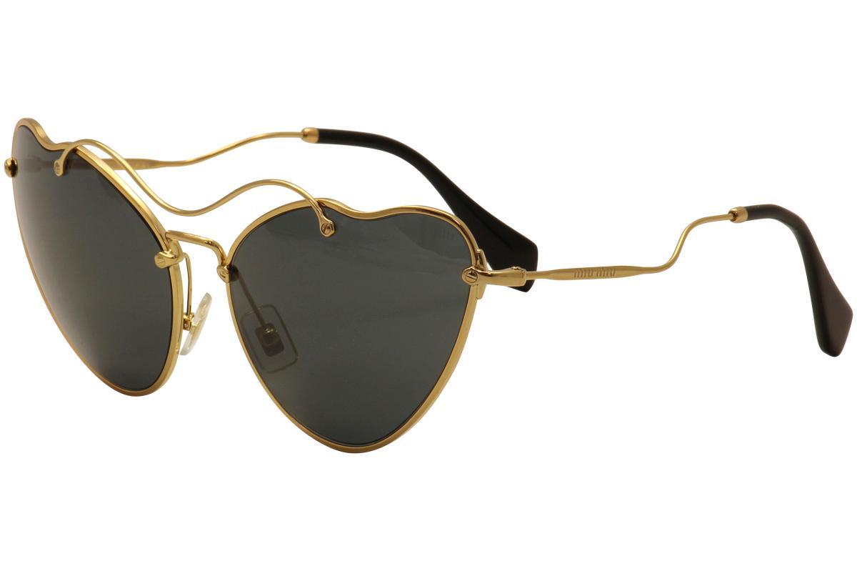 70134e74f3c Miu Miu Women s SMU55R SM U55R Fashion Sunglasses