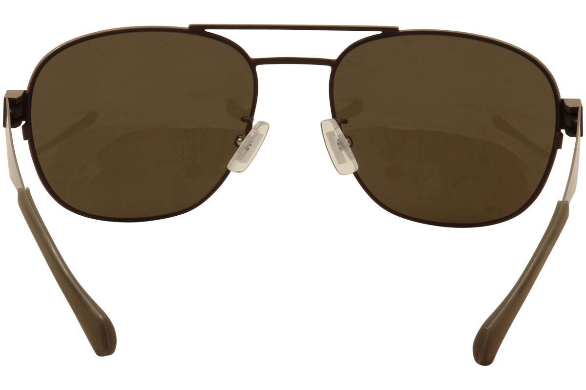 08791cc59d Hugo Boss Men s 0896FS 0896 F S Polarized Square Sunglasses by Hugo Boss