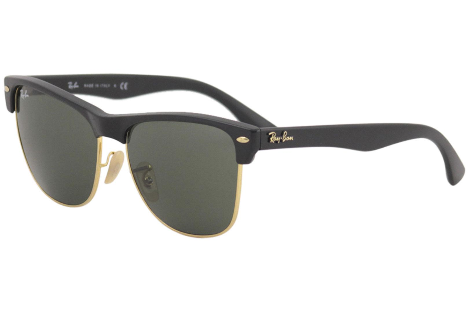 7b1acc9eea30a Ray Ban Clubmaster Oversized RB4175 RB 4175 RayBan Wayfarer Sunglasses 57mm  by Ray Ban. 123456