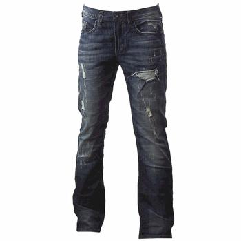 Buffalo By David Bitton Men's Evan-X Slim Stretch Jeans  UPC: