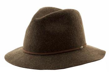 571360f2aed Scala Classico Men s Four Seasons Wool Felt Crushable Safari Hat by Scala