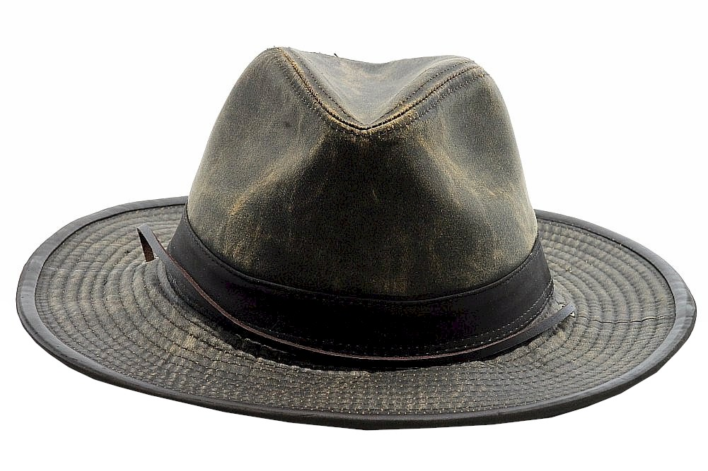 Dorfman Pacific Men s Weathered Outback Hat by Dorfman Pacific 44de7968f6d