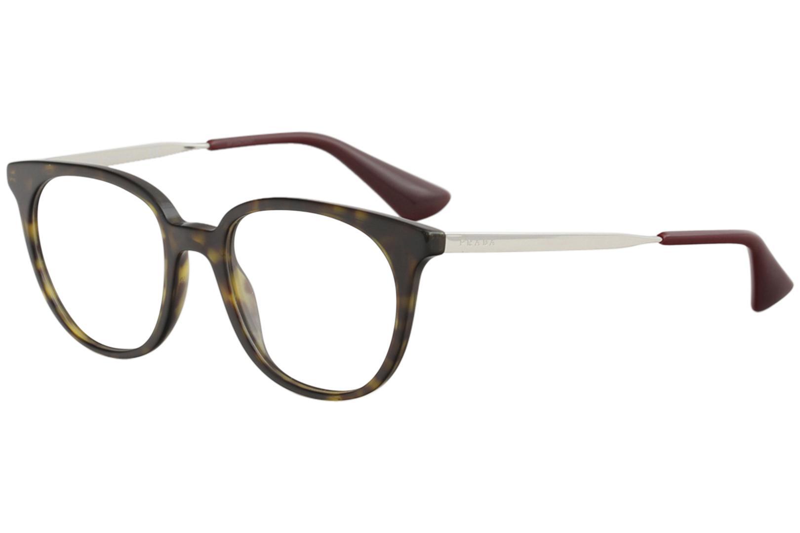 Prada Women's Eyeglasses VPR13U VPR/13U Full Rim Optical Frame