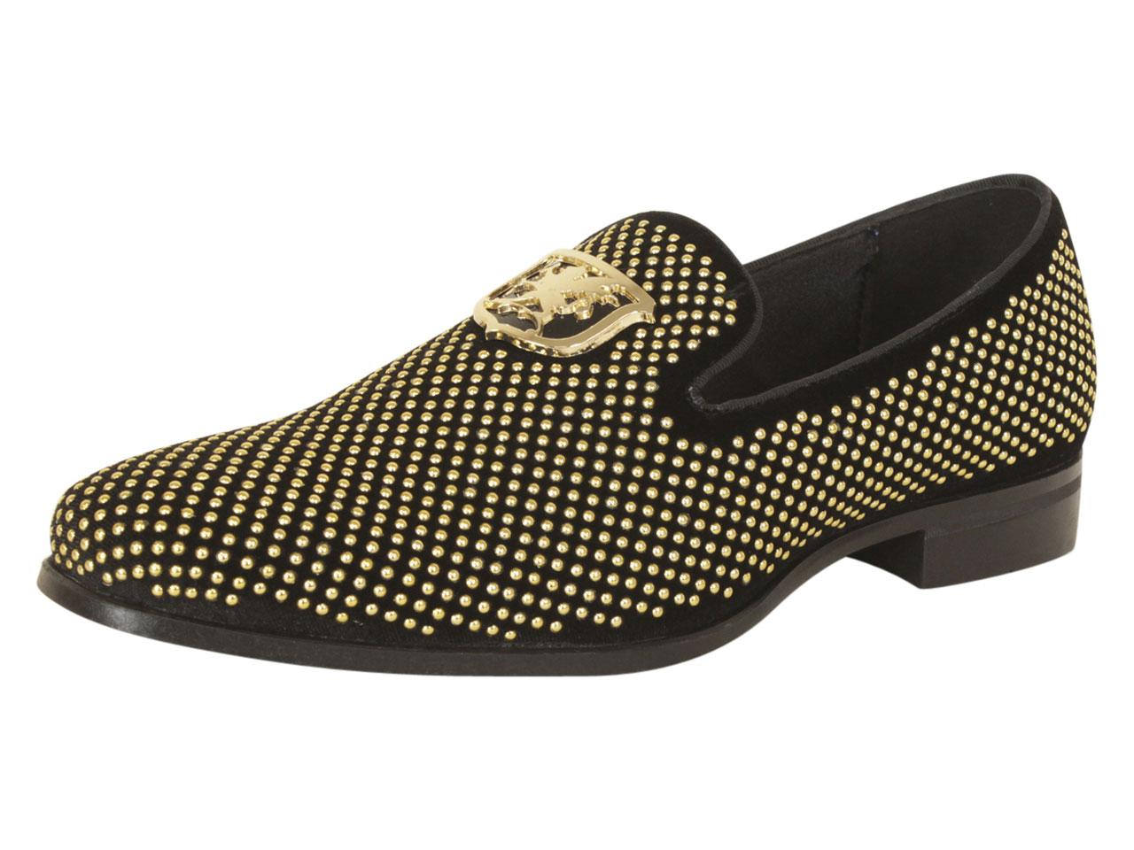 Image of - Black/Gold - 9.5 D(M) US