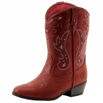 Jessica Simpson Girl's Starlet Fashion Western Boots Shoes  UPC: