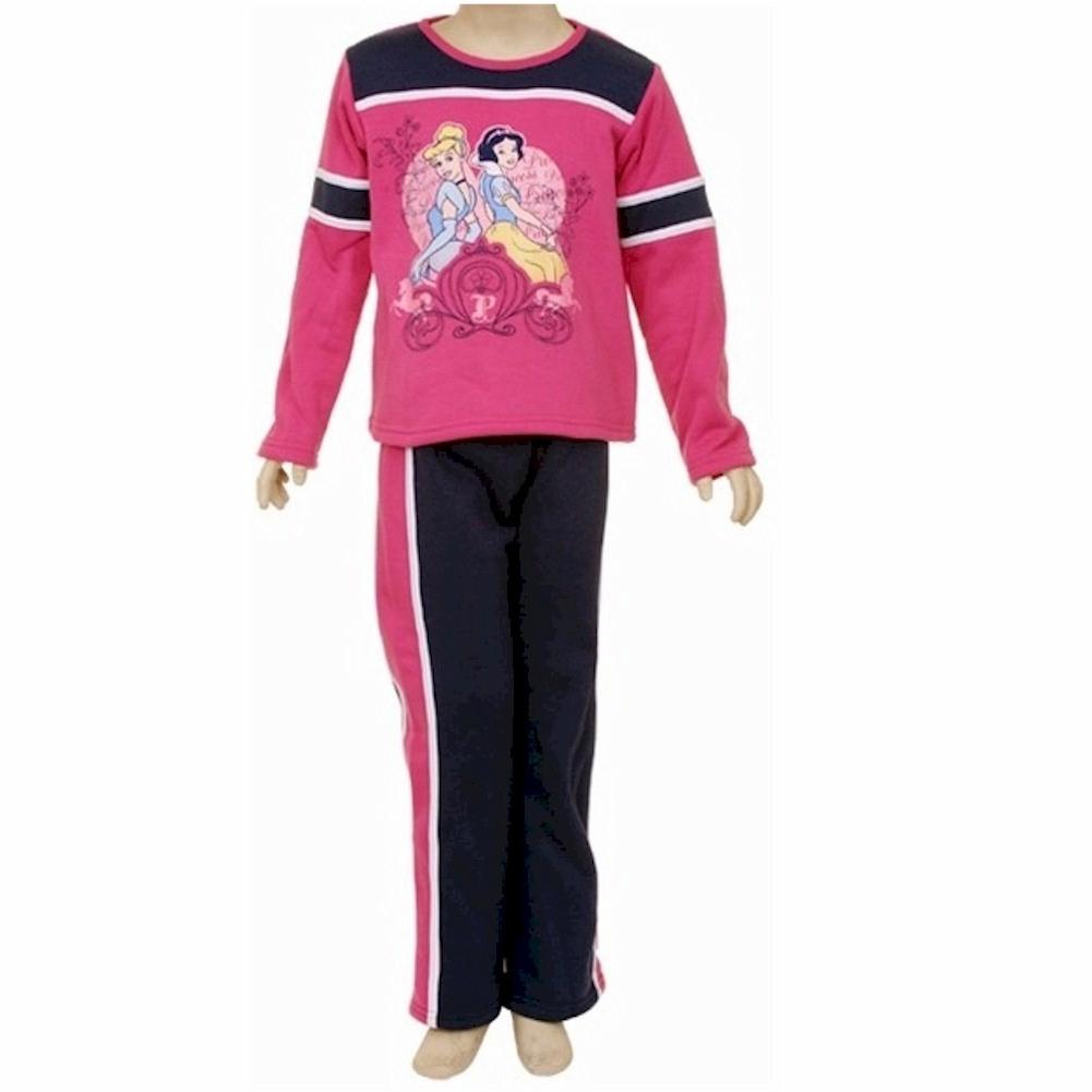 Disney Princess Girls 2pc. Fleece Set