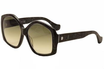 Balenciaga Women's BA49 BA/49 Fashion Sunglasses UPC: