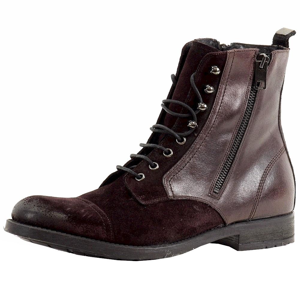 fa501d59b23 Diesel Men's D-Kallien Fashion Suede/Leather Boots Shoes