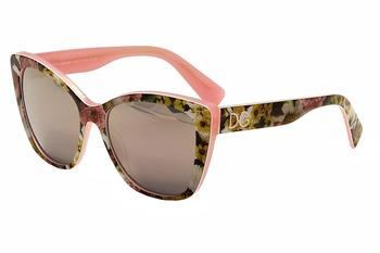 Dolce & Gabbana Women's D&G DG4216 DG/4216 Fashion Sunglasses  UPC: