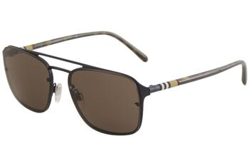 902ebebb3751 Burberry Men s BE3095 BE 3095 Fashion Pilot Sunglasses