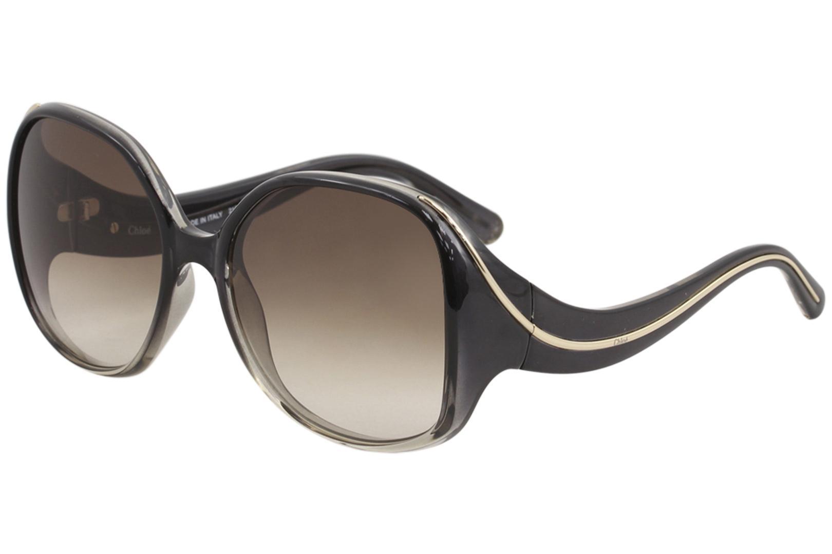 b4a670d3 Chloe Women's CE728S CE/728/S Fashion Square Sunglasses