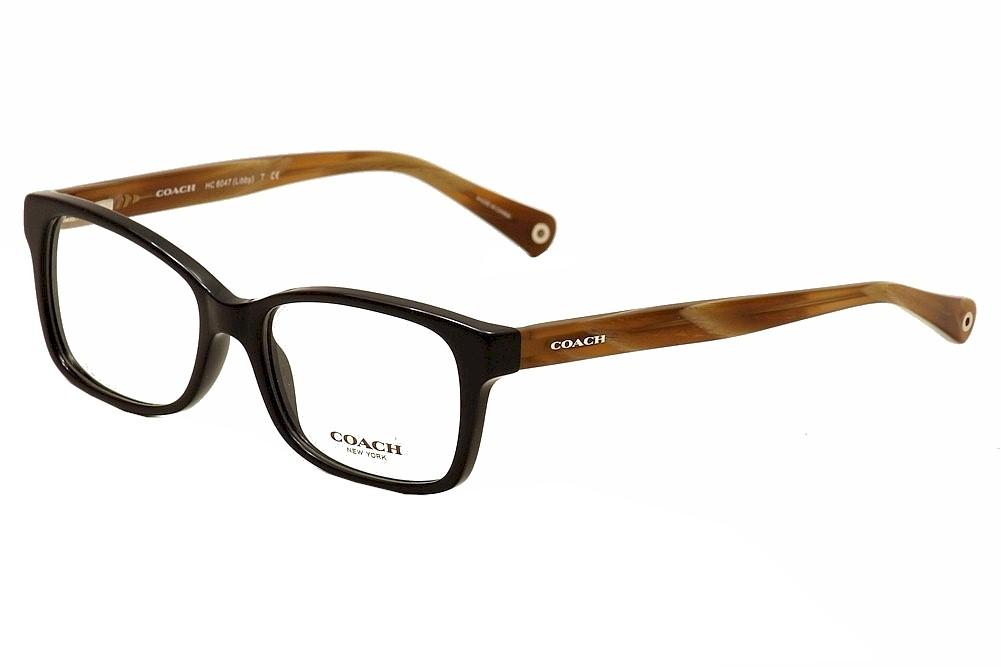 Coach Women\'s Eyeglasses Libby HC6047 HC/6047 Full Rim Optical Frame